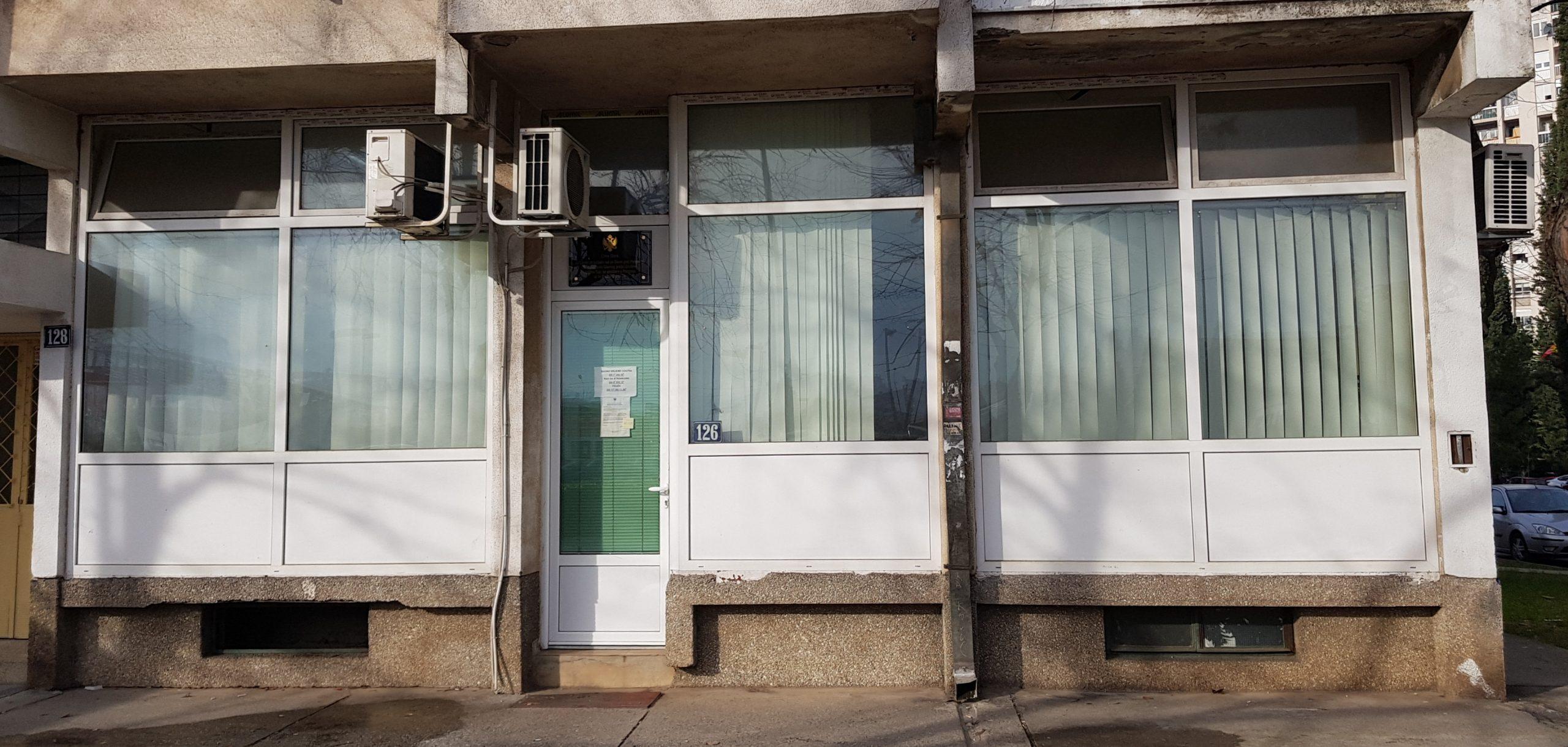 Centar za socijalni rad – odjeljenje za novorođenčad (Foto: Enis Eminović)