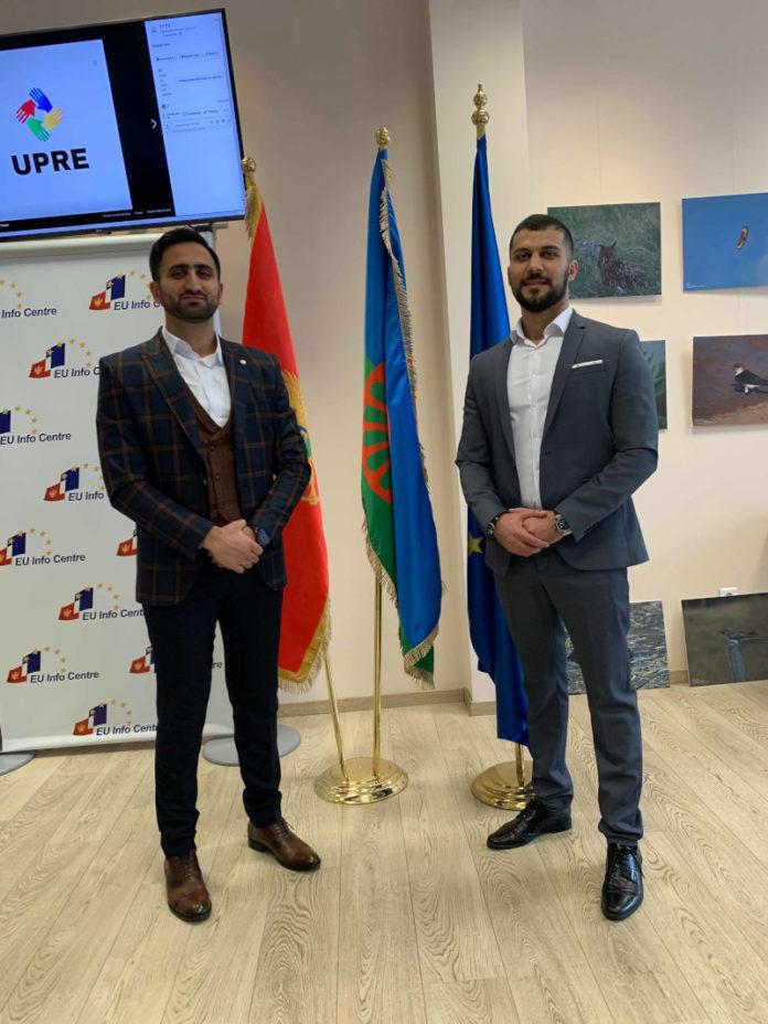 Elvis Beriša i Almir Tahiri UPRE (Foto: Enis Eminović)