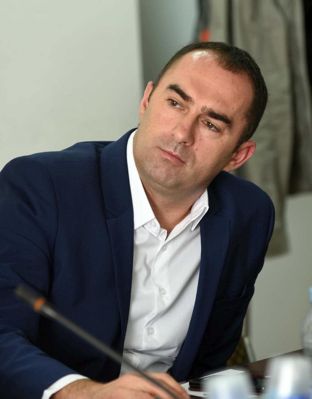 Milan Radović – Programski direktor za ljudska i manjinska prava u Građanskoj alijansi (Izvor: portal Vijesti)