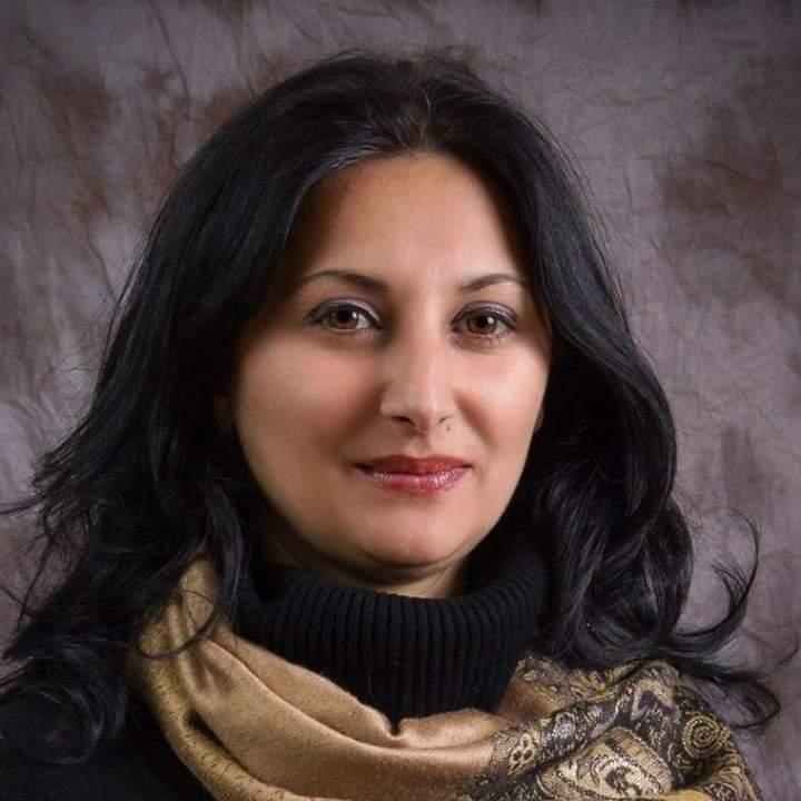 Radmila Nešić, Silvijina majka (Fotografija: Privatna arhiva)