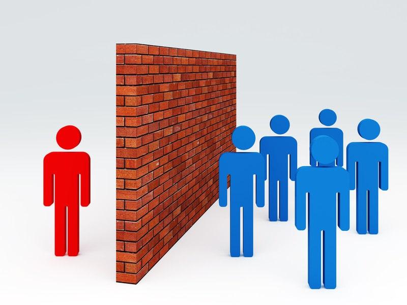 Ilustracija: Diskriminacija (Izvor: internet)