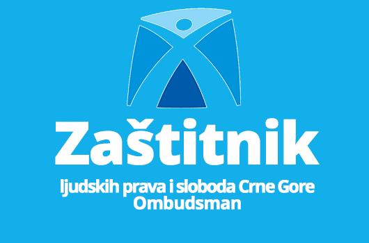 Logo zaštitnika ljudskih prava i sloboda Crne Gore - Ombudsman (Izvor: internet))