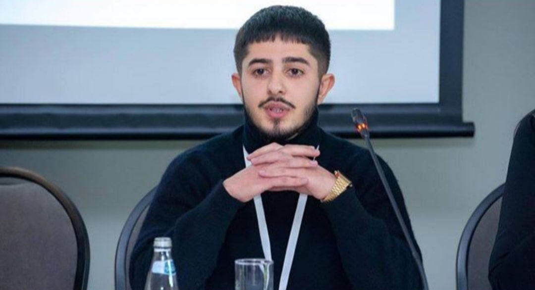 Benjamin Šalja, saradnik u socijalnoj inkluziji Roma i Egipćana u oblasti obrazovanja (Foto: Internet)