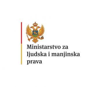 logotip Ministarstva za ljudska i manjinska prava