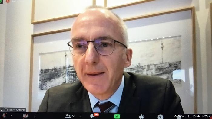 Tomas Šib, ambasador Nemačke u Srbiji