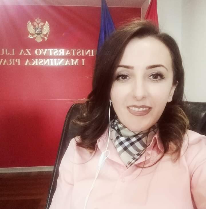 Mirela Ramčilović, nacionalna koordinatorka za Rome (foto: privatna arhiva)
