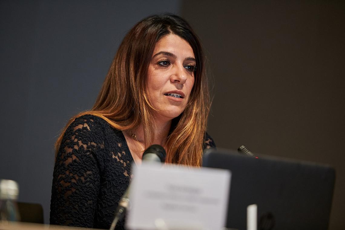 Fana Delija, Centar za romske inicijative (foto: RAE-portal)