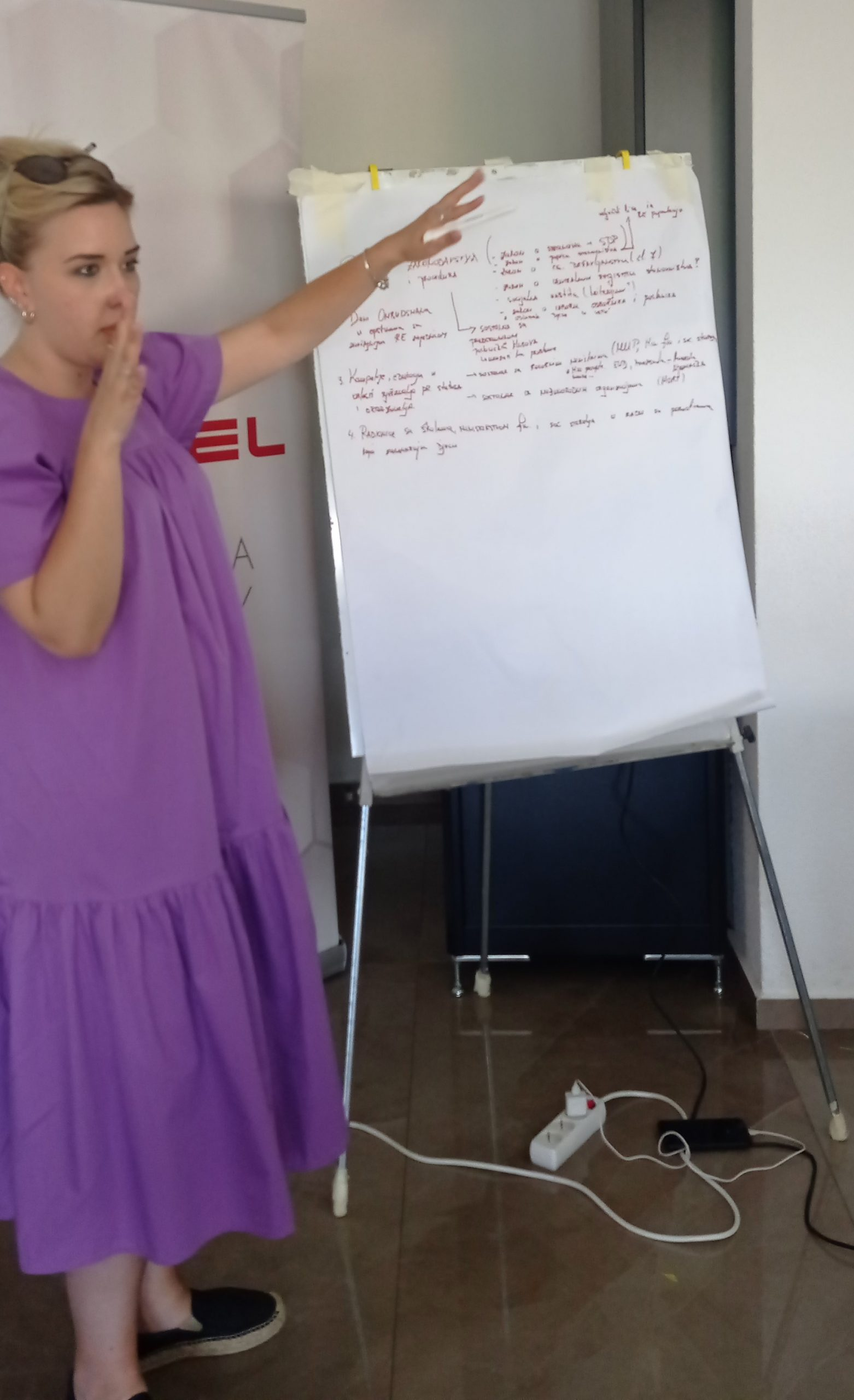 Anđela Đuković, Građanska alijansa (Foto: RomaNet)